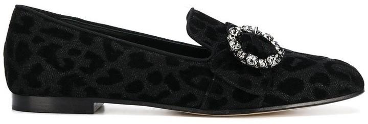 Dolce & Gabbana Jackie slippers