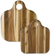 Architec Homegrown Gourmet Harvest Farm Acacia Wood Cutting Board