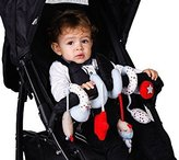 Redkite Bertie Bear Twisty Spiraloo Activity Toy Ideal For Car Seats & Pushchairs by Red Kite