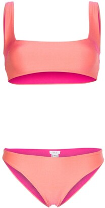 ACK Vela Amarena square neck bikini