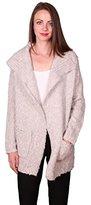 Velvet by Graham & Spencer Women's Textured Slub Sweater