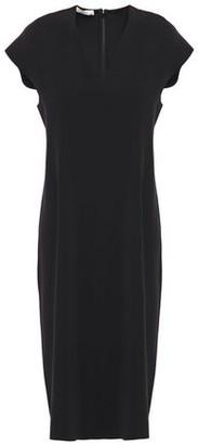 Vince Crepe Midi Dress