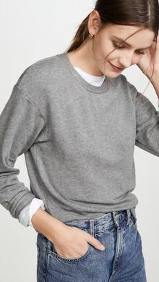 Stateside Viscose Fleece Pullover