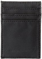 Dickies Men's Front Pocket Wallet with Metal Money Clip