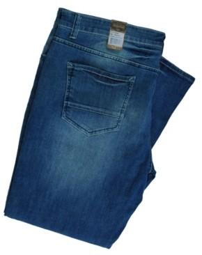 Flypaper Men's Big Tall Boot Cut Regular Fit Work Pants Jeans
