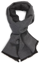 Nordstrom Men's Herringbone Wool Scarf