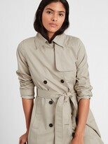 Thumbnail for your product : Banana Republic Essential Trench Coat