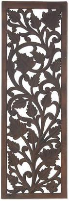 Uma Enterprises Floral Wooden Wall Panel