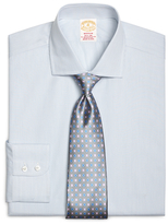 Brooks Brothers Golden Fleece® Madison Fit Sidewheeler Stripe Dress Shirt