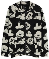 Little Eleven Paris Mickel Mickey All Over Sweatshirt