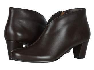 David Tate Fame (Brown Lamb Skin) Women's Dress Pull-on Boots