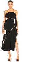 Jonathan Simkhai for FWRD Pearl Studded Dress