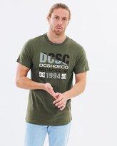 DC Mens Slackstack Short Sleeve T Shirt