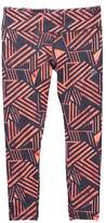 New Balance Printed Fashion Performance Leggings (Big Girls)