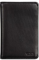 Tumi Men's 'Chambers' Leather Card Case - Black