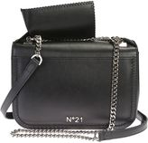 N°21 Leather Crossbody Small Bag Wit Bow