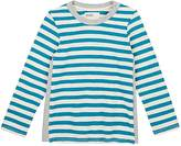Boy and Girl BOY AND GIRL STRIPED COTTON LONG-SLEEVE T-SHIRT
