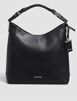 Calvin Klein Smooth Leather Hobo