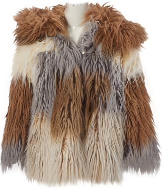 Chanel Multicolour Faux fur Coats