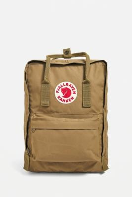 Fjallraven Kanken Clay Backpack - Grey ALL at Urban Outfitters