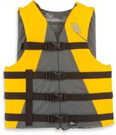 Coleman Stearns® Child's Watersport Classic Nylon Life Vest in Yellow/Grey
