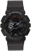 G-shock Ga110l Black Resin Watch