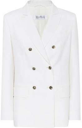 Max Mara Magnete wool-blend blazer