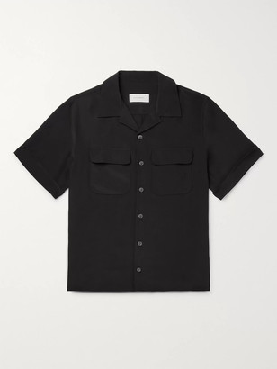 Equipment The Original Camp-Collar Silk Shirt - Men