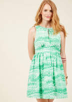 Renewed Radiance A-Line Dress in S - Sleeveless Knee Length by ModCloth