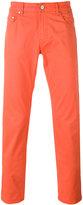 Pt05 - classic chino trousers - men - Cotton/Spandex/Elastane - 30