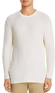 Billy Reid Mini Waffle-Knit Sweater