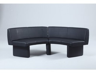 Keven Faux Leather Bench Orren Ellis