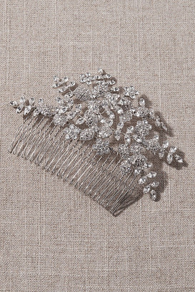 Jennifer Behr Kacey Hair Comb By in Silver