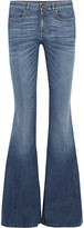 Tom Ford Mid-rise Flared Jeans - Mid denim