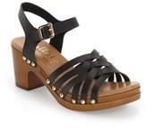 Callisto Women's 'Amelia' Studded Platform Sandal