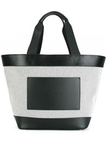 Alexander Wang Canvas And Leather Tote