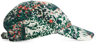 Arket Printed Canvas Cap