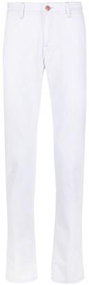 Barba Mason low-rise straight jeans