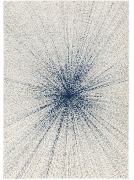 "Abbie & Allie Rugs Chester Che-2306 Silver 7'10"" x 10'3"" Area Rug"