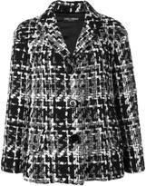 Dolce & Gabbana tweed jacket - women - Silk/Cotton/Acrylic/Wool - 44
