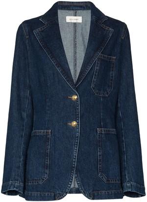 Wales Bonner Judah denim jacket