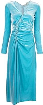 Rachel Comey Lateral velvet dress