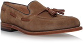 Loake Lincoln Tassle Loafer In Tan
