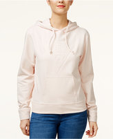 GUESS Logo Pullover Hoodie
