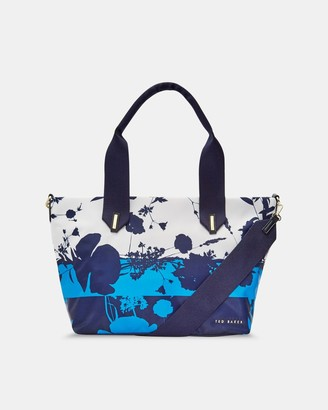 Ted Baker Bluebell Small Tote