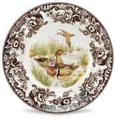Spode Woodland Salad Duck Plate