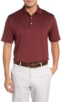 Peter Millar Men's Stretch Knit Solid Polo
