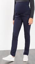 Esprit Stretch trousers w over-bump waistband