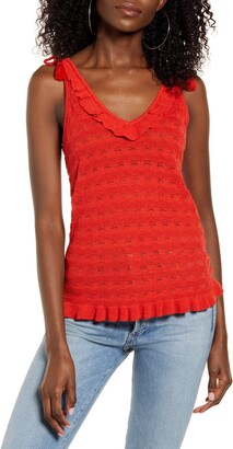 Vero Moda Mikia Sleeveless V-Neck Blouse