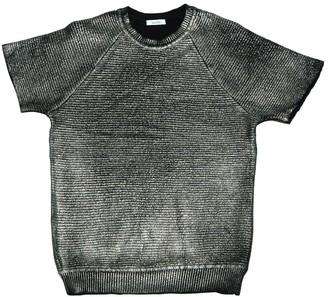 Leetha Silver Cashmere Knitwear for Women